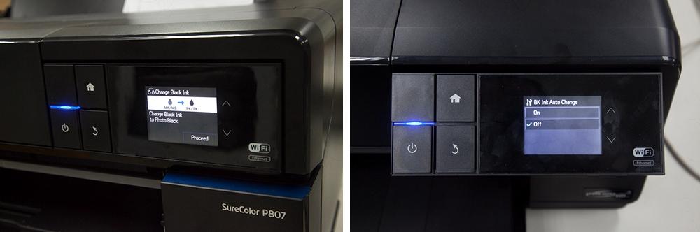 Hands-On: Epson P807 | redlab*