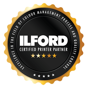 ILFORD CERTIFIED PRINTER PARTNER