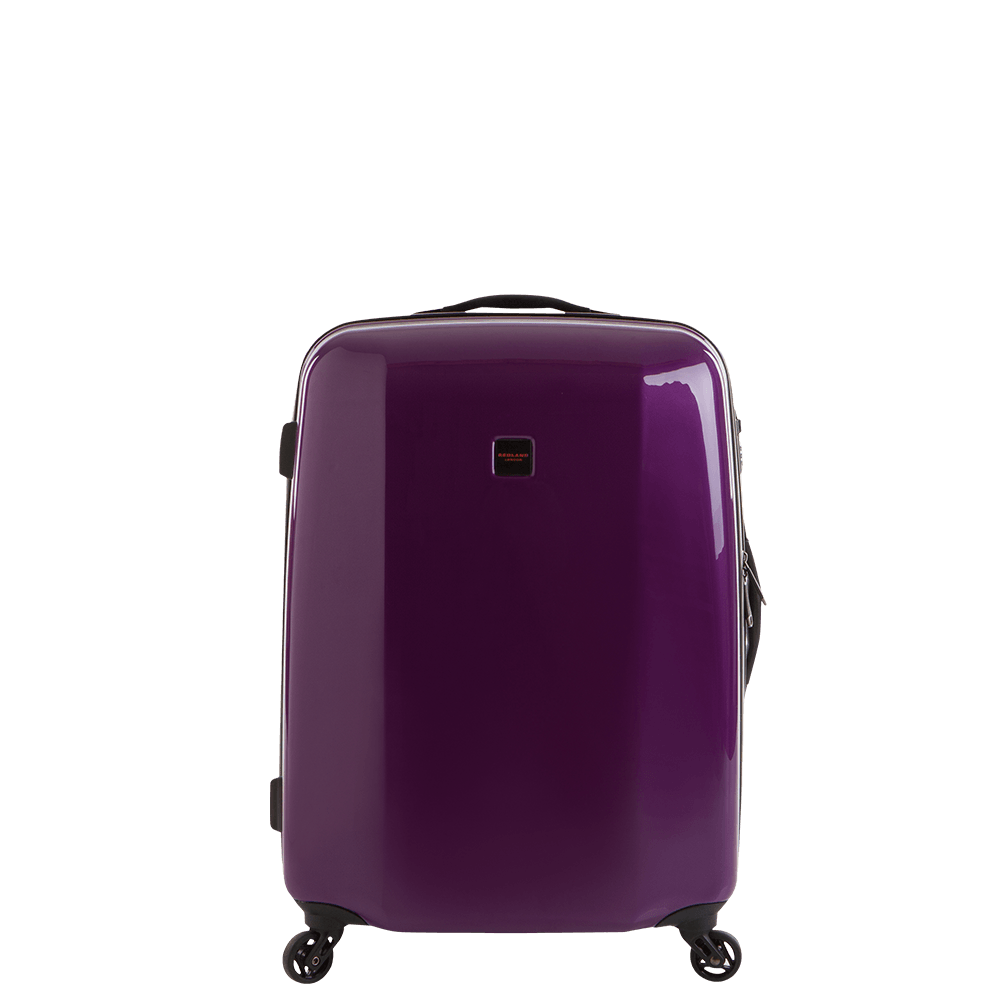60TWO Premium Purple Luggage
