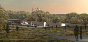 RSL's original plan for new memorial in Linear Park