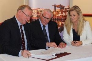Walker corporation signs memorandum with the Queensland Government and Redland City Council