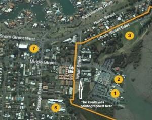 Toondah Harbour Priority Development Area