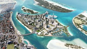 Gold Coast Cruise Ship Terminal proposal by ASF