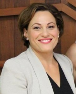 Deputy Premier and Planning Minister Jackie Trad