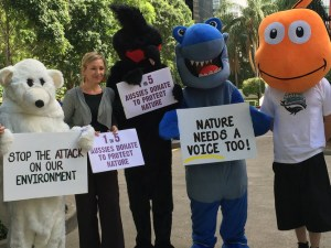 Environmental groups should get involved in politics. AAP Image/Christine Flatley