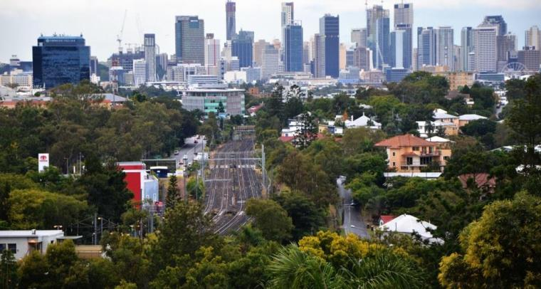 The report criticises the state's failure to adequately integrate the planning of land use development and transport priorities, but falls into the same trap itself Photo: Lachlan Fearnley
