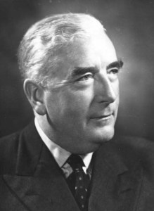 Sir Robert Menzies Prime Minister 1939-41 and1949-66