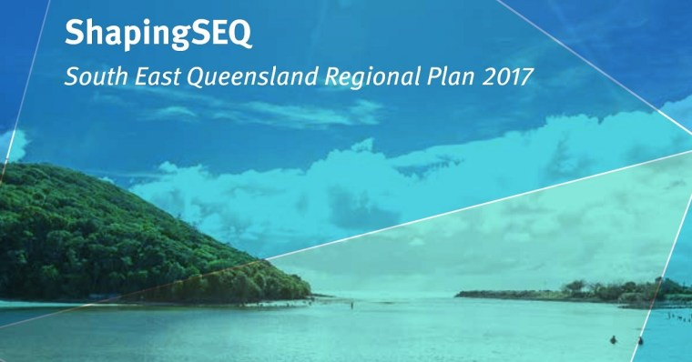 The ShapingSEQ regional plan was discussed at a recent Redlands2030 meeting