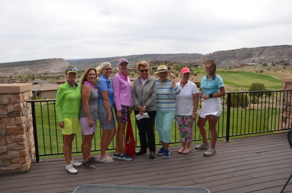 Ladies Golf Club at Redlands Mesa Clubhouse