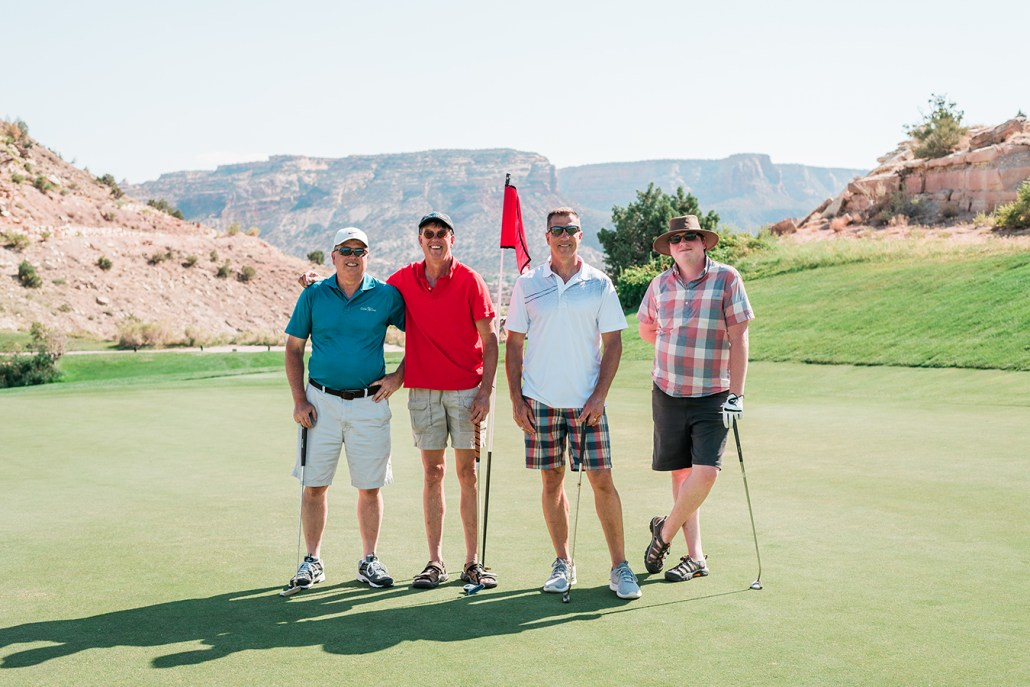Redlands Mesa Grand Junction Men's Golf Club