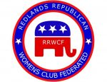 Logo for Redlands Republican Women