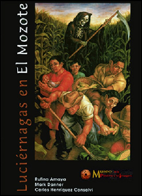 """Publicación """"Luciérnagas en El Mozote"""""""