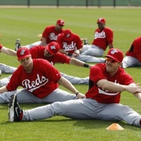 Reds announce Spring Training roster