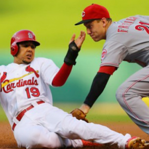 The Cardinals come to Cincinnati for the final time in 2014