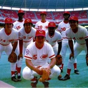 Cincinnati Reds Franchise Four