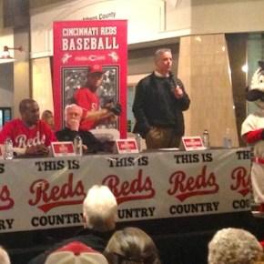 Reds Caravan Report: Athens, OH