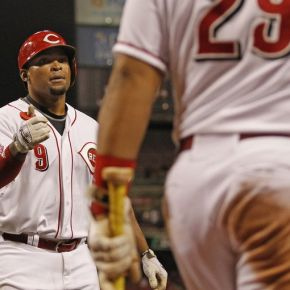 Welcome to the Marlon Byrd show