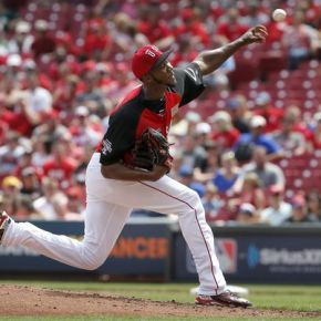 Aristides Aquino and Amir Garrett named Reds Prospects of the Year