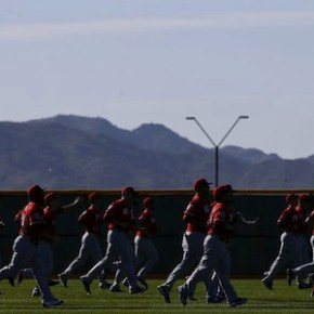 Cincinnati Reds pitchers and catchers report to spring training today