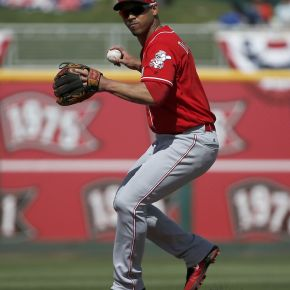More Reds Transactions: Ivan DeJesus Jr outrighted; Josh Smith to A's