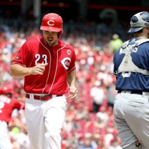 DRO: What's the best-case scenario for Adam Duvall? Worst-case?