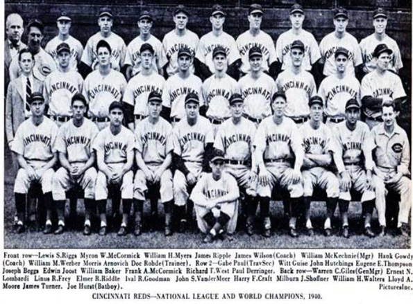 1940CincinnatiReds