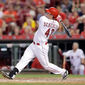 Schebler and Sabo and Frazier, Oh My!