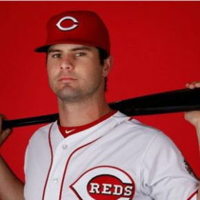 Has Jesse Winker been eliminated from the big league outfield competition? (Updated)