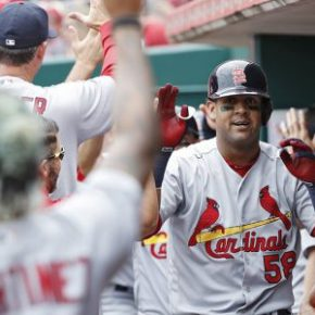 Homer gets lit, Reds get blasted 13-4 by the Cardinals