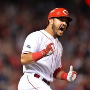 Reds, Eugenio Suarez reach 7-year deal
