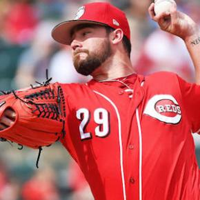 Game Thread: Reds vs. Cleveland