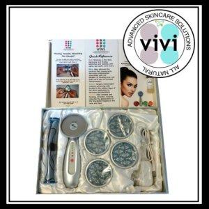 ViVi photo therapy device Boxed photo
