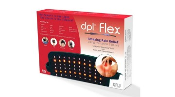 DPL Flex System LED Therapy Pad  review