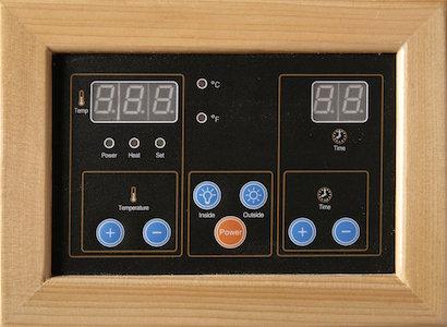 Control Panel low emf