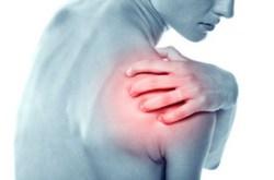 TENS Acute pain in a shoulder
