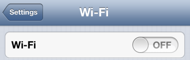 wifi-off