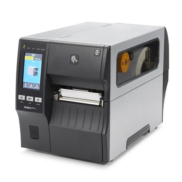 Zebra ZT410 Series Industrial Printer