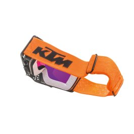 KTM RACING GOGGLES BLACK
