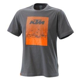 KTM RADICAL TEE GREY