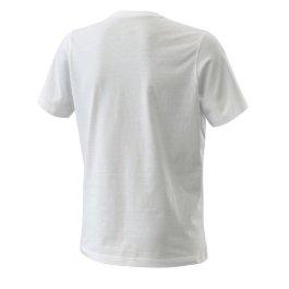 KTM RADICAL LOGO TEE WHITE