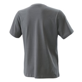 KTM RADICAL LOGO T-SHIRT GREY