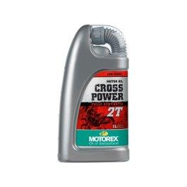 MOTOREX CROSSPOWER 2T OIL 1 LITRE