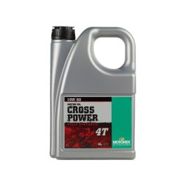 MOTOREX CROSSPOWER SYNTH 4T 10/60 OIL 4 LITRE