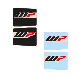 KTM FORK PROTECTION STICKER SET 48 AER