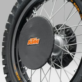 KTM SPROCKET TRANSPORT COVER
