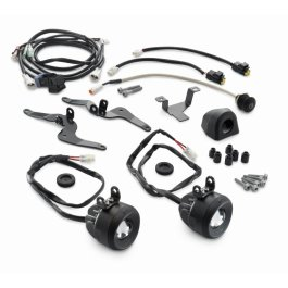 KTM AUXILIARY SPOT/FOG LIGHT KIT SUPER ADVENTURE R/S