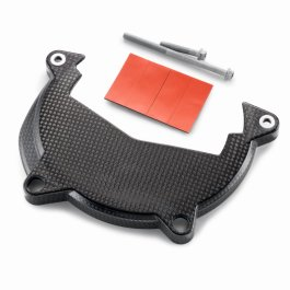 KTM CARBON CLUTCH COVER PROTECTION ADVENTURE 2013 ON