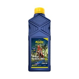 PUTOLINE OFF ROAD 10/50 N-TECH OIL 1 LITRE