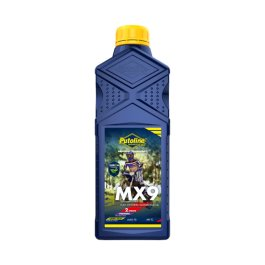 PUTOLINE MX 9 TWO STROKE OIL 1 LITRE