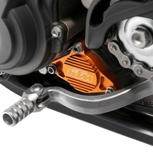 KTM OIL PUMP COVER SX-F 450 2007-2012